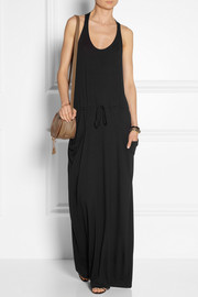 DAY Birger et Mikkelsen Hybriss racer-back stretch-jersey maxi dress