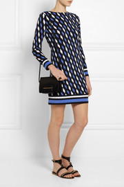 MICHAEL Michael Kors Printed stretch-jersey mini dress