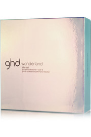 GHD Wonderland Deluxe Set - US 2-pin plug