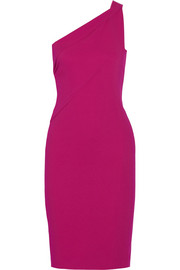 Roland Mouret Aralia stretch-crepe dress