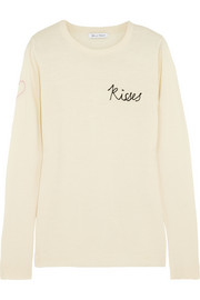 Bella Freud Kisses wool sweater