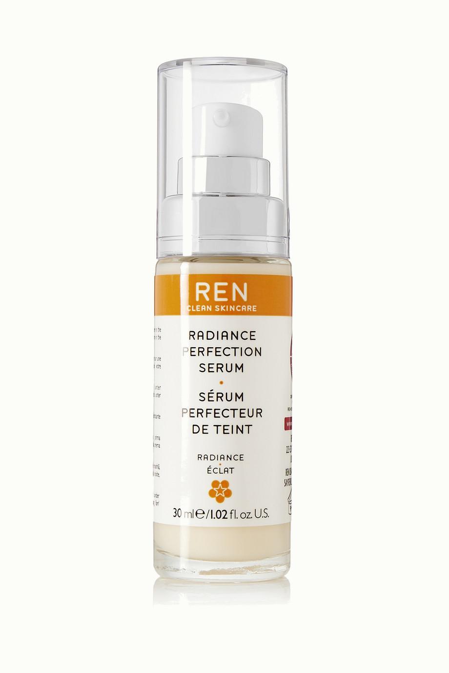 REN Clean Skincare + NET SUSTAIN Radiance Perfection Serum, 30ml