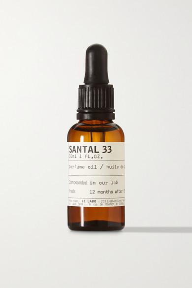 PERFUME OIL - SANTAL 33