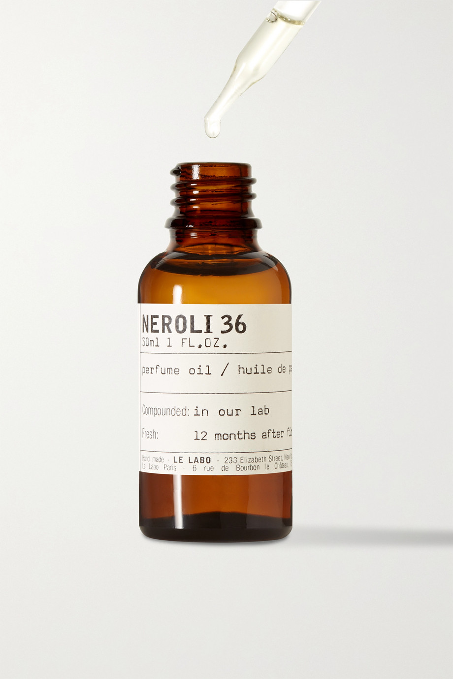 Le Labo Neroli 36 Perfume Oil, 30ml
