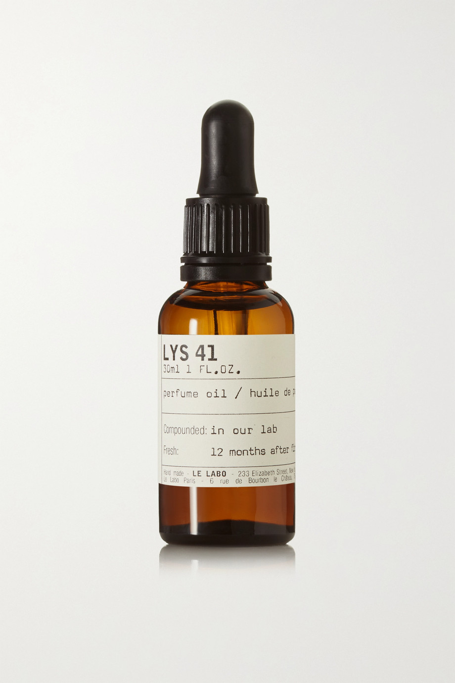 Le Labo Lys 41 Perfume Oil - Lily & White Flowers, 30ml