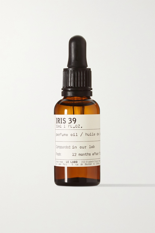 Le Labo Iris 39 Perfume Oil, 30ml