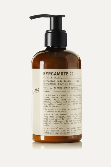 'Bergamote 22' Hand & Body Lotion in Colorless