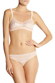 Stella McCartney Alina Playing stretch-lace briefs