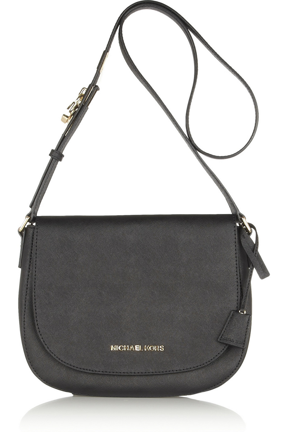 Michael Michael Kors Brooke Textured Leather Shoulder Bag 83