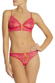 Elle Macpherson Intimates Beach Babe stretch-lace soft-cup bra