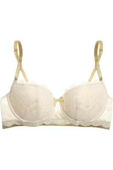 b87978ecb9e7 Elle Macpherson Intimates | Cloud Swing stretch-lace contour bra ...