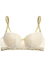 Elle Macpherson Intimates Cloud Swing stretch-lace contour bra