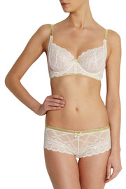 Elle Macpherson Intimates Cloud Swing stretch-lace underwired bra