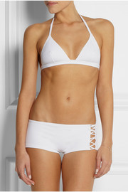 Eres Les Essentiels Molene triangle bikini top