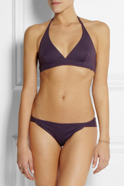 Eres Les Essentiels Gang triangle bikini top