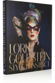 Rizzoli Style is Instinct by Lori Goldstein hardcover book