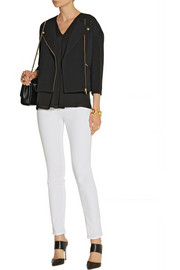 By Malene Birger Barbarah cropped cady jacket