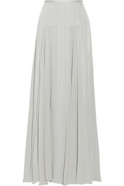 By Malene Birger Tareza silk-blend maxi skirt