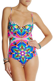 Mara Hoffman Printed swimsuit