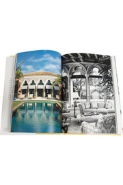 Assouline Set of two hardcover books: In The Spirit of Aspen & Palm Beach by Kathryn Livingston & Pamela Fiori