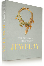 Assouline The Impossible Collection of Jewelry by Vivienne Becker hardcover book