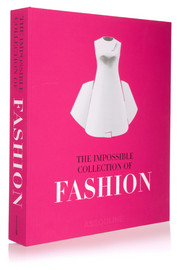 The Impossible Collection of Fashion by Valerie Steele hardcover book