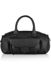 Marc by Marc Jacobs Half Pipe textured-leather shoulder bag