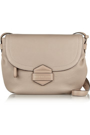 Marc by Marc Jacobs Half Pipe Annabel textured-leather shoulder bag