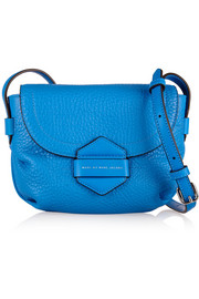 Marc by Marc Jacobs Halfpipe textured-leather shoulder bag