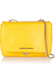 Marc by Marc Jacobs Third of July textured-leather shoulder bag