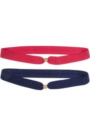 Marc by Marc Jacobs Grab and Go set of two headbands