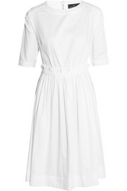 Vivienne Westwood Anglomania Pavillion cutout cotton dress