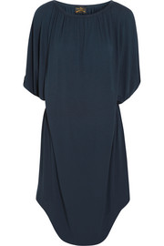 Vivienne Westwood Anglomania Christo draped stretch-jersey dress