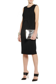 Maison Martin Margiela Stretch-jersey crepe dress