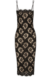 Agent Provocateur Chi Chi stretch-lace slip