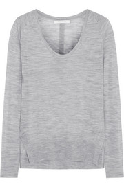 Duffy Merino wool sweater