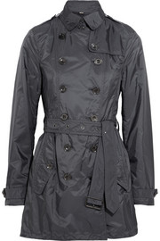 Burberry Brit Shell trench coat