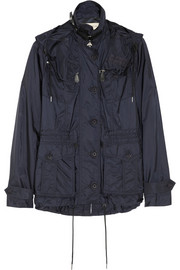 Burberry Brit Hooded shell jacket