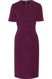Burberry London Stretch-crepe dress