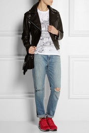 Burberry Prorsum Printed cotton T-shirt