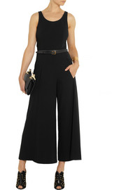 Moschino Cheap and Chic Crepe wide-leg jumpsuit