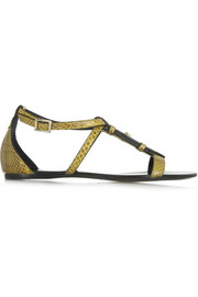 Burberry Shoes & Accessories Ayers sandals