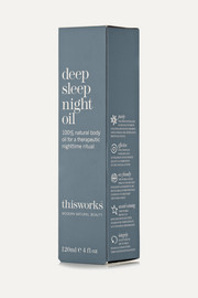 This Works Deep Sleep Night Oil, 120ml