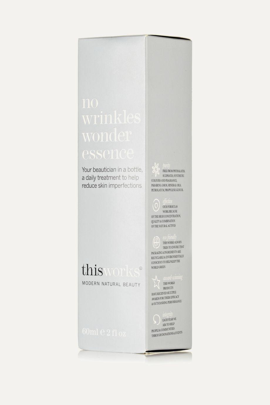 This Works No Wrinkles Wonder Essence, 60ml