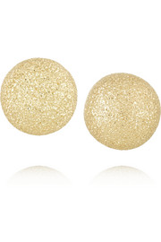Carolina Bucci 18-karat gold earrings