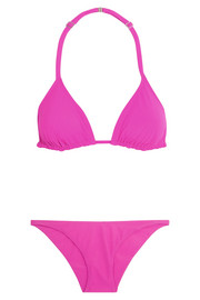 Ipanema and Barletta padded triangle bikini