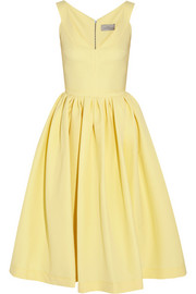 Preen by Thornton Bregazzi Flo stretch-crepe dress