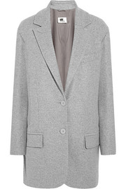 MM6 Maison Martin Margiela Wool-blend felt coat