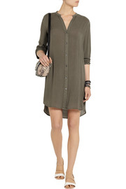 James Perse Voile mini dress