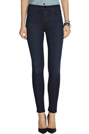 J Brand The Maria Stocking high-rise skinny jeans